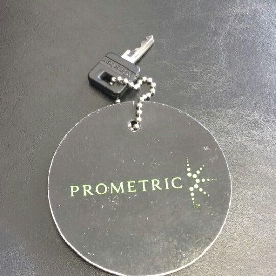 Prometric Test Center (Now Closed)