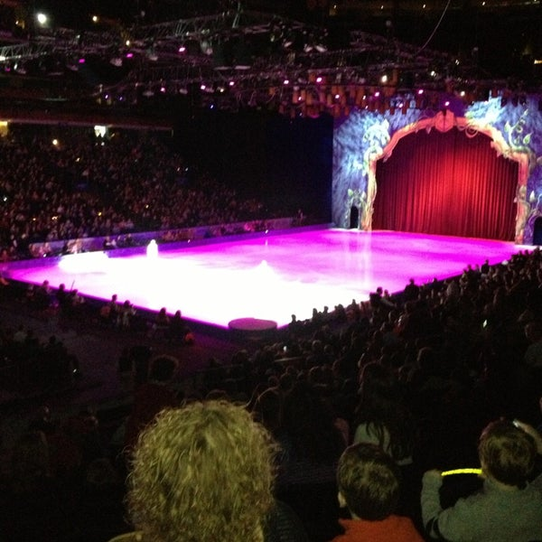 Photo taken at Nationwide Arena by Matt W. on 2/23/2013
