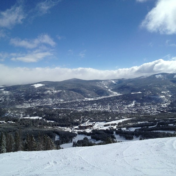 Photo taken at Breckenridge Ski Resort by Del G. on 3/10/2013