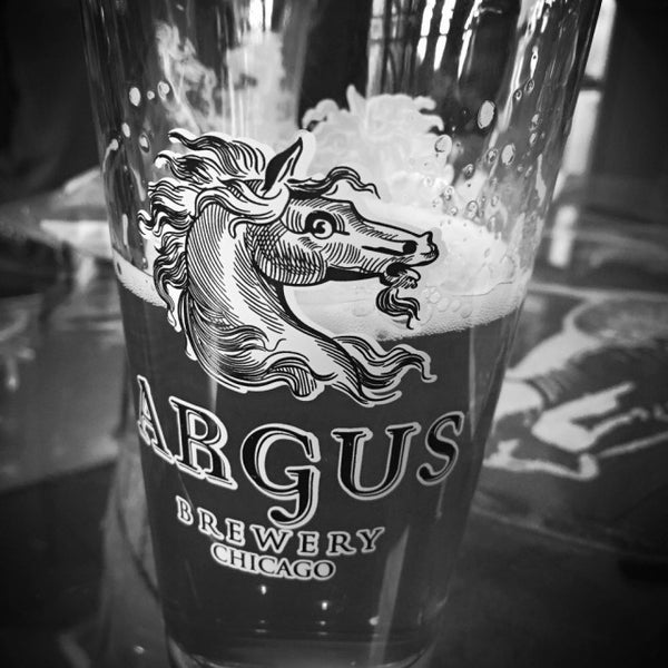 Photo taken at Argus Brewery by Chrisy T. on 2/7/2015