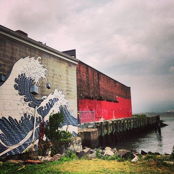 Photo taken at Louis Valentino, Jr. Park & Pier by Kat E. on 7/28/2013