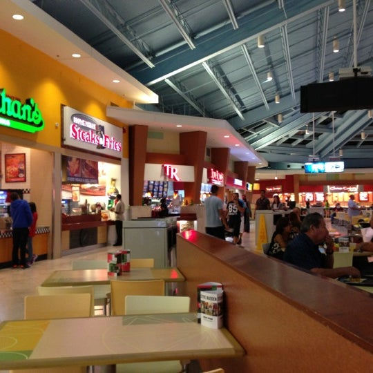 Sawgrass Mall Food Court Hours
