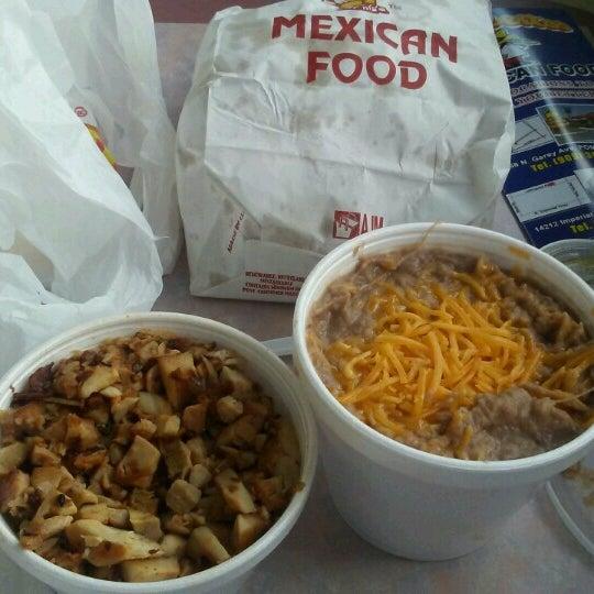 Mexican Food La Mirada