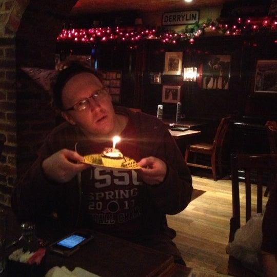 Photo taken at New Deck Tavern by Jennifer S. on 12/11/2012