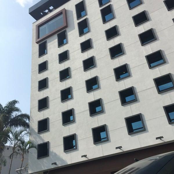 Photo taken at Malibu Hotel by adrian l. on 5/9/2016