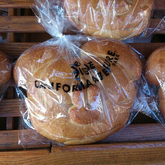 Photo taken at The Bakery Tour, hosted by Boudin® Bakery by Tina J. on 1/27/2013