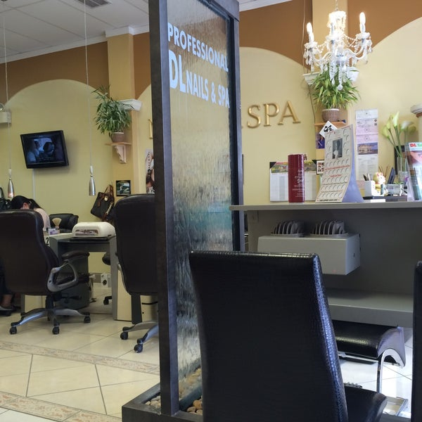 Dl nail spa airport north orlando fl for 4 sisters nail salon