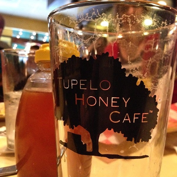 Photo taken at Tupelo Honey Cafe by Jose C. on 3/12/2014