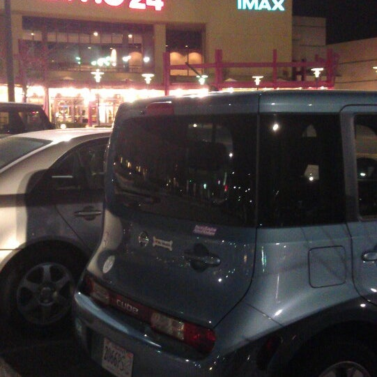 Photo taken at AMC Hampton Towne Centre 24 by Kelly P. on 4/12/2013