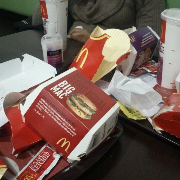Photo taken at McDonald's by Dani on 4/4/2014