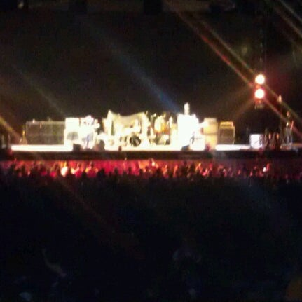 Photo taken at Valley View Casino Center by Caitlin Z. on 9/24/2012