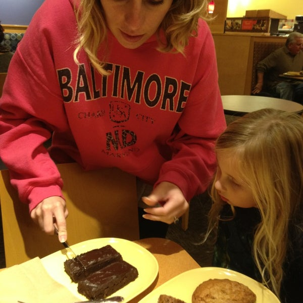 Photo taken at Panera Bread by Kim R. on 1/19/2013