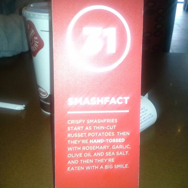 Photo taken at Smashburger by Sherry L. on 3/16/2013