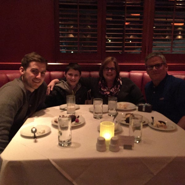 Photo taken at Fleming's Prime Steakhouse & Wine Bar by Nathan H. on 1/13/2016