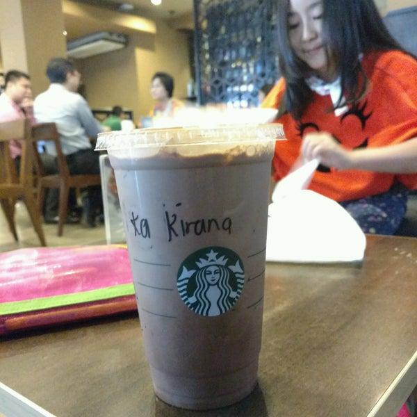 Photo taken at Starbucks by Satya W. on 10/12/2016