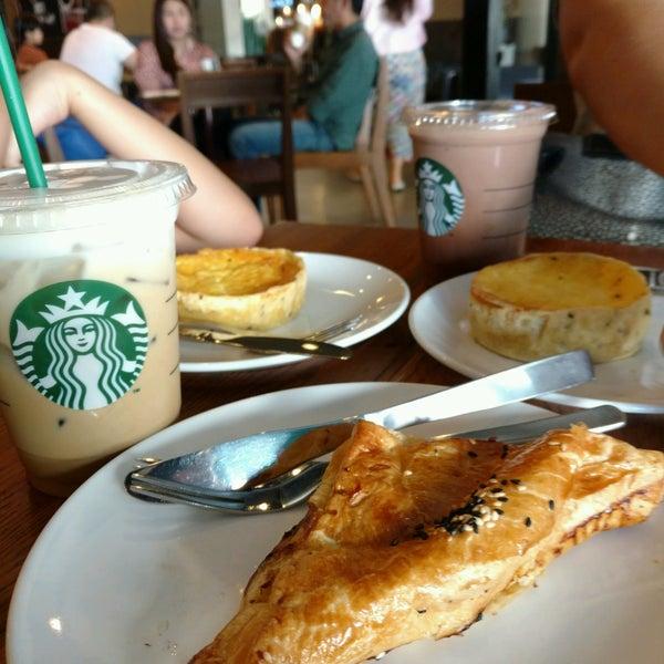 Photo taken at Starbucks by Satya W. on 8/17/2016