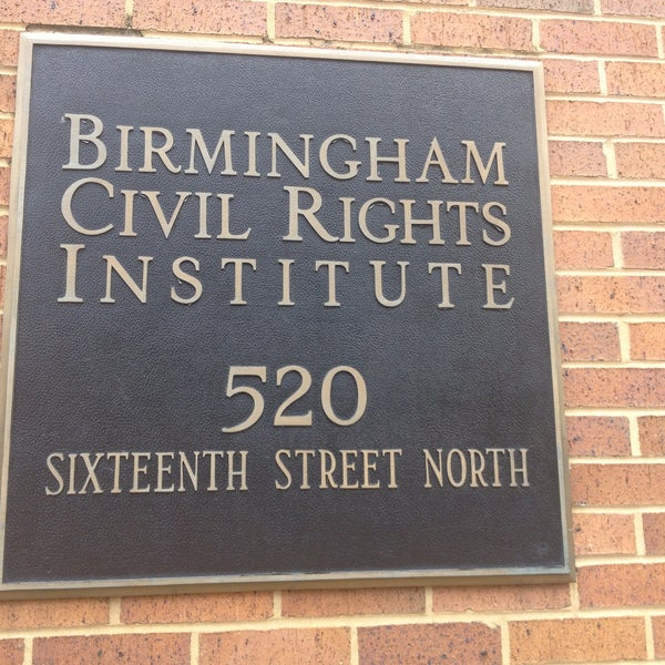 Photo taken at Birmingham Civil Rights Institute by Beth W. on 5/24/2015