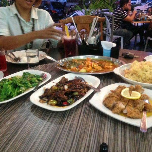Photo taken at Homst Restaurant by Mista H. on 7/22/2013