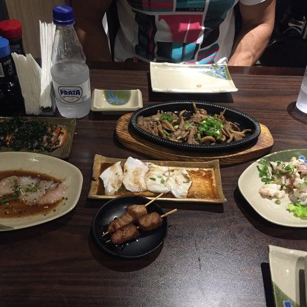 Photo taken at Joy Sushi by Carol V. on 7/2/2016