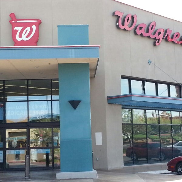 Walgreens Now Closed Whitney Ranch Henderson Nv