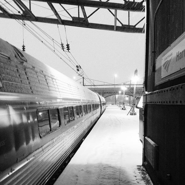 Photo taken at Amtrak: Harrisburg Transportation Center (HAR) by David F. on 1/25/2013