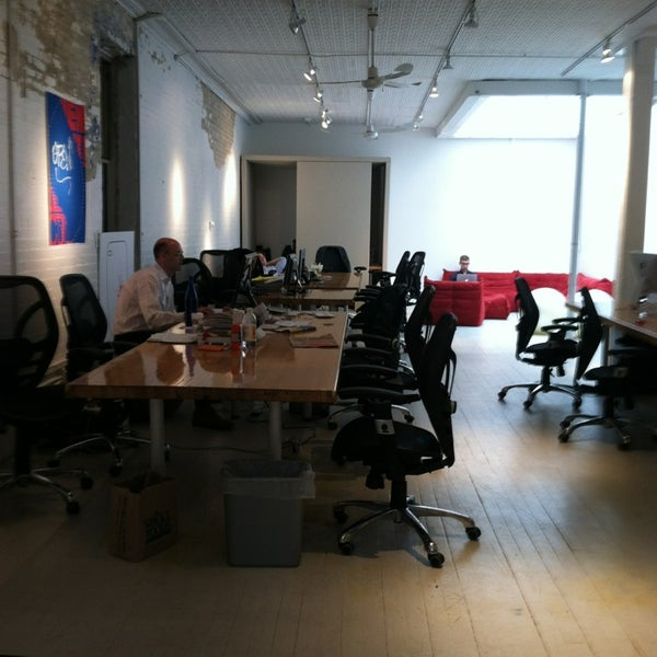 Nyc work spaces tech startups for 10 east 39th street 8th floor new york ny 10016