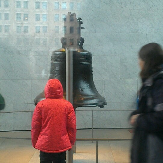 Photo taken at Liberty Bell Center by Dean on 3/25/2013