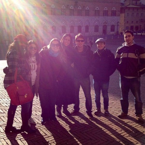 Photo taken at Siena by Renata Góes F. on 1/12/2013