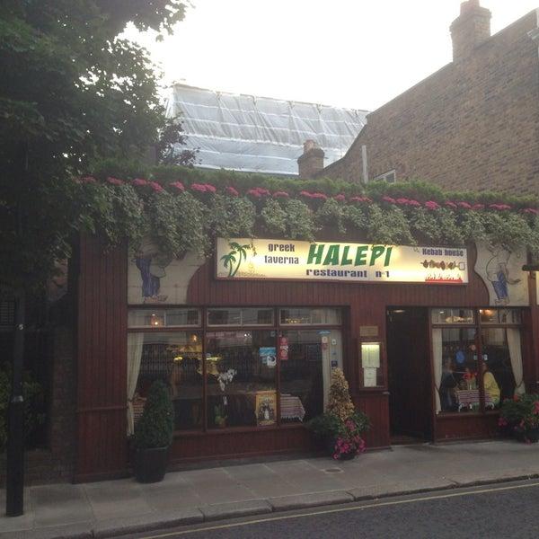 Greek Restaurant Lancaster Gate