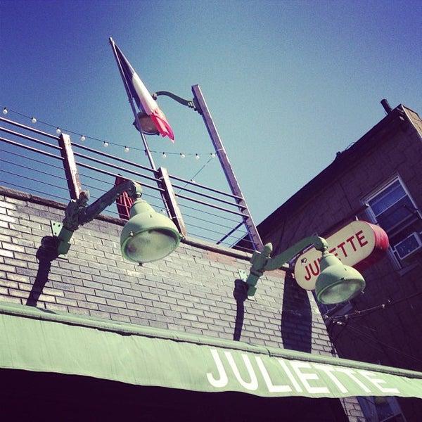 Photo taken at Juliette by Matt V. on 10/20/2012