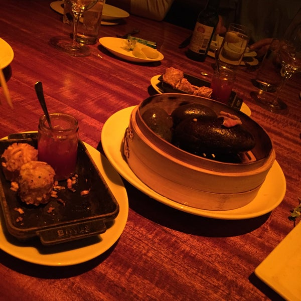 Photo taken at STACK Restaurant & Bar by Jeff K. on 10/21/2015