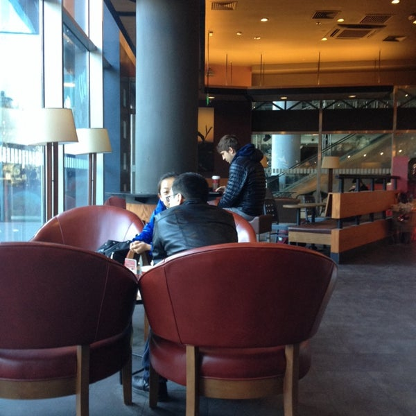 Photo taken at Starbucks 星巴克 by Paolo 7. on 11/26/2013