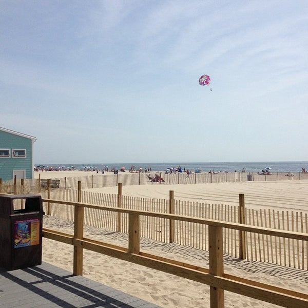 Photo taken at Point Pleasant Beach Boardwalk by Cj M. on 6/22/2013