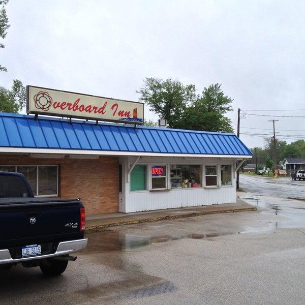 Overboard Restaurant Twin Lake Mi