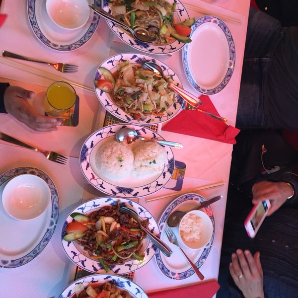 Peking Garden Chinese Restaurant In Uster