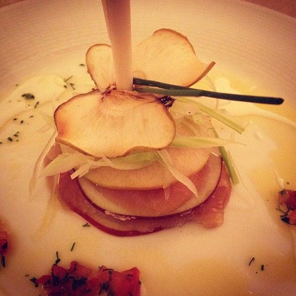 Photo taken at Casanova Restaurant by Francesca S. on 9/17/2012