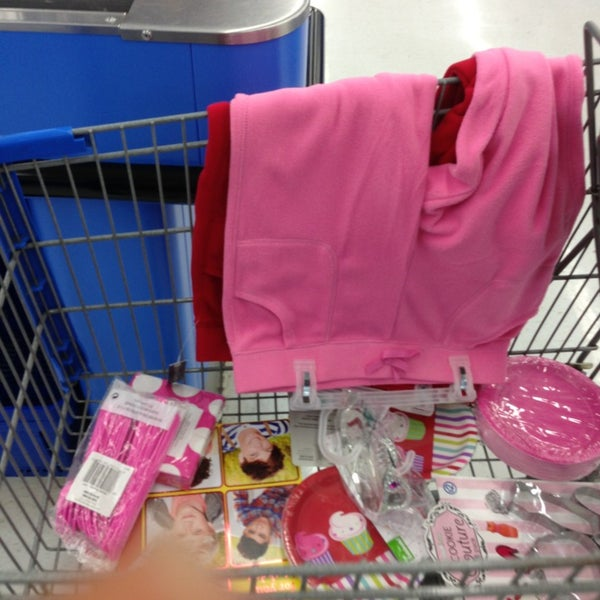 Photo taken at Walmart by Madeline A. on 2/5/2013