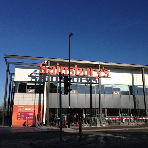 Supermarket In Southampton