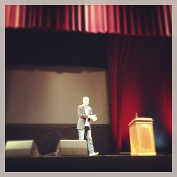 Photo taken at Altria Theater by Maura B. on 4/23/2013