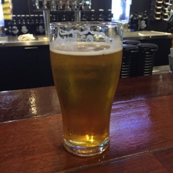 Photo taken at Central Coast Brewing by JJ C. on 2/28/2016