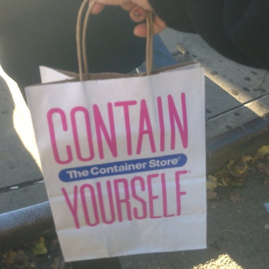 Photo taken at The Container Store by Stephanie P. on 12/5/2012