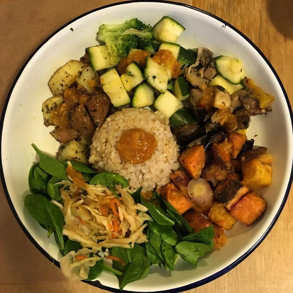 Green Kitchen Vegan Cafe: Vegetarian / Vegan Restaurant In Arts Et