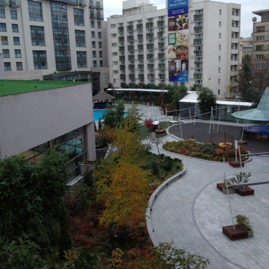 Photo taken at Radisson Blu by Jo L. on 11/22/2012