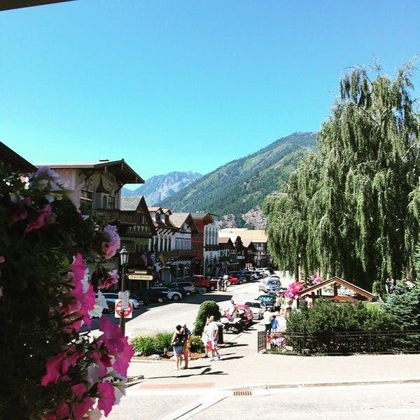 Photo taken at Town of Leavenworth by Kiel N. on 6/20/2015