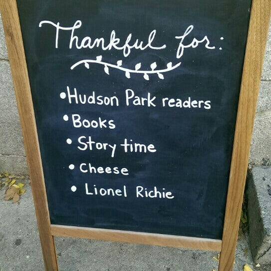 Photo taken at New York Public Library - Hudson Park by Hannah R. on 11/16/2015