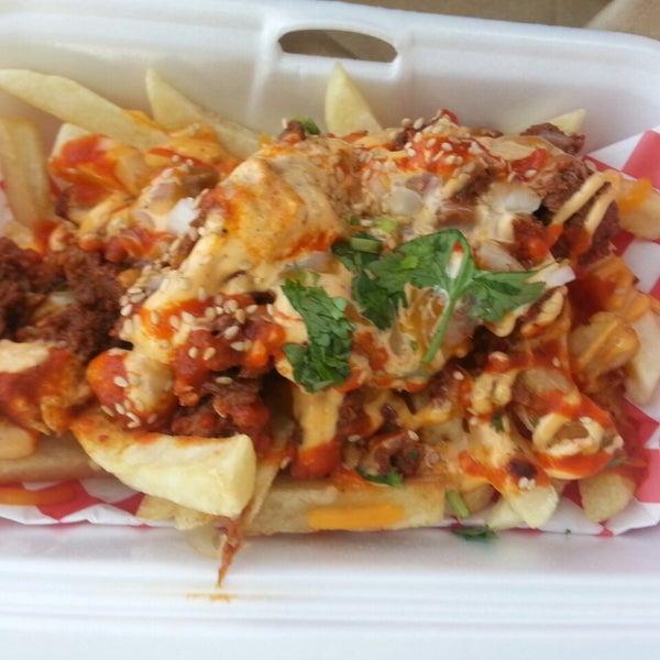 Kimchi Fries Houston Food Truck