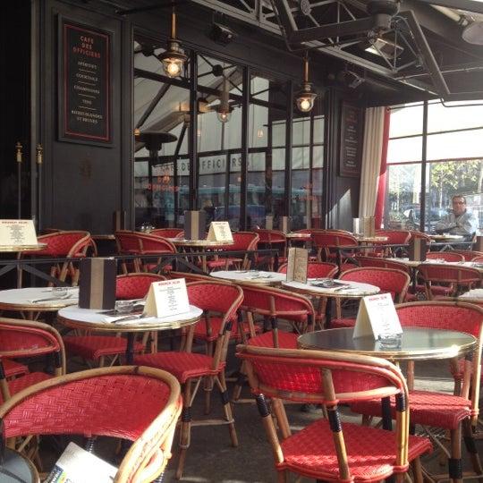 Cafe Central Rue Cler
