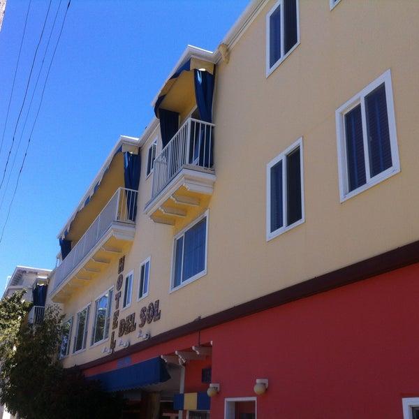 Photo taken at Hotel del Sol by Emmett B. on 5/24/2013