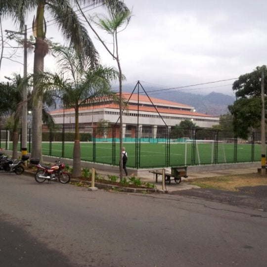 Photo taken at University of Antioquia by Paula M. on 1/22/2013