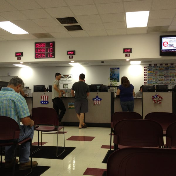 Hillsborough county tax collector government building in for Hillsborough county motor vehicle registration